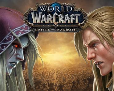 World of Warcraft: Battle for Azeroth EU Battle.net CD Key