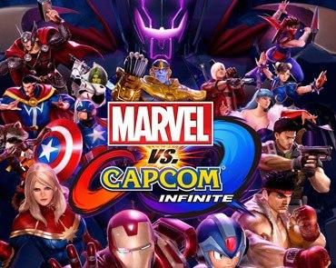 Marvel vs. Capcom: Infinite EMEA+ANZ Steam CD Key